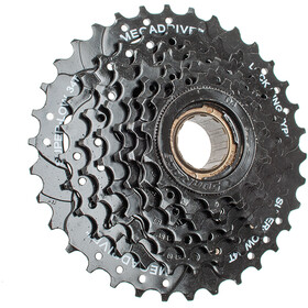 SunRace MFM300 Screw Ring 7-speed black